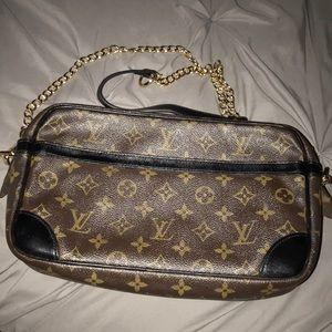 Authentic Louis Vuitton Compiegne 28 Shoulder Bag